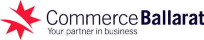 Logo - Commerce Ballarat